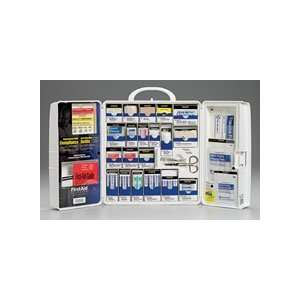 209 Piece Standard Business First Aid Kit, Plastic