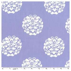 Periwinkle Bloom Changing Pad Cover Baby