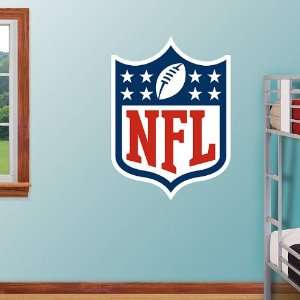 NFL National Football League Logo Vinyl Wall Graphic Decal