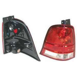 04 05 FORD FREESTAR TAIL LIGHT LH (DRIVER SIDE) VAN, Assy