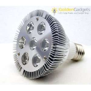 A7W 7 x 1 Watt LED High Power Light Bulb PAR30