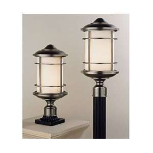 Outdoor Lighting Nautical Post Mount