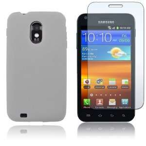 Samsung Galaxy SII / Epic Touch 4G D710   Clear Soft Silicone Skin