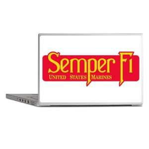 Laptop Notebook 14 Skin Cover Semper Fi Marine Corps