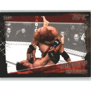 2010 Topps UFC Trading Card # 50 Mark Coleman (Ultimate