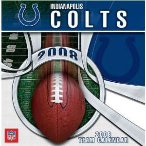Indianapolis Colts 2008 NFL Box Calendar