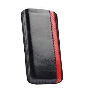 Sena 154804 Black/Red Corsa Designer Case for all Apple