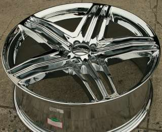 CHROME RIMS WHEELS CAMRY HIGHLANDER AVALON / 20 X 8.5 5H +35