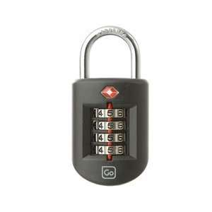 Go Travel Heavy Duty TSA Combination Lock Sports