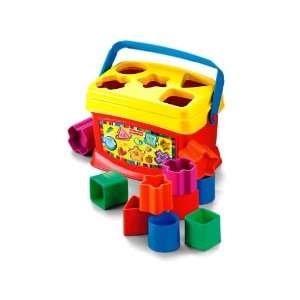 Fisher Price Brilliant Basics Babys First Blocks Toys