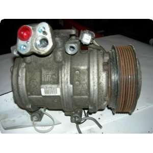 AC Compressor  LAND ROVER 00 04 (Discovery) Automotive
