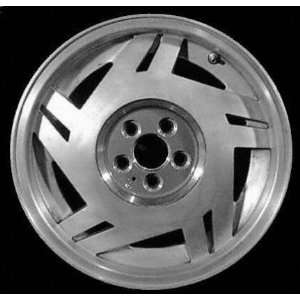 88 93 CHEVY CHEVROLET BERETTA ALLOY WHEEL LH (DRIVER SIDE) RIM 16 INCH