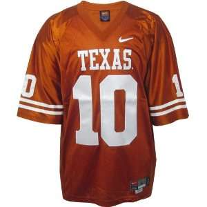 com Texas Longhorns (University of) Kids/Youth Nike College Football