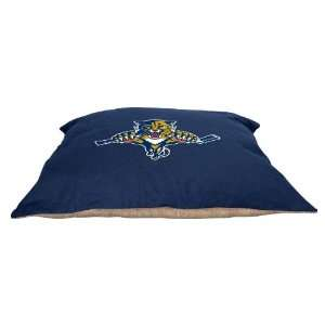 Florida Panthers 27x36 Plush Pet Dog Bed / Large Pillow
