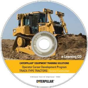 Track Type Tractor E Learning CD General Construction