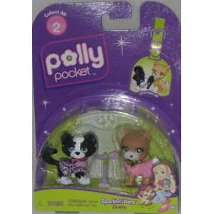 Sparklin Pets Duets Black & White Dog and Billy Goat Toys & Games