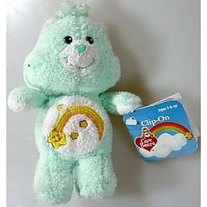 Care Bear Plush Clip Ons   Love A Lot Toys & Games