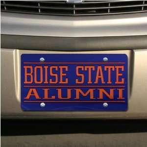 NCAA Boise State Broncos Royal Blue Mirrored Alumni