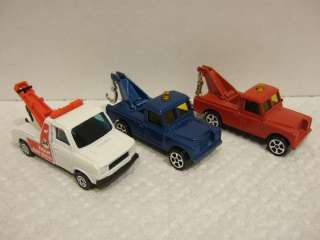Juniors Whiz Wheels Land Rover Ford Transit Wrecker Tow Trucks