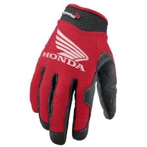 Fox Racing Honda PitPaw Gloves