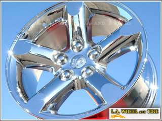 DODGE RAM DURANGO 1500 20 OEM CHROME WHEELS EXCHANGE