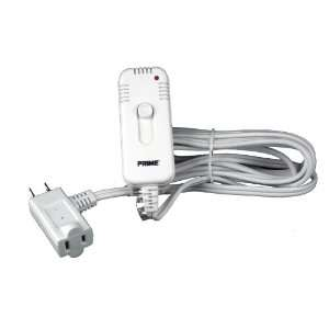 PRIME WIRE  Tabletop Dimmer  White  Lamp Dimmer Cord