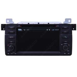 BMW E46 M3 Car GPS Navigation System Radio TV IPOD  CD DVD Player