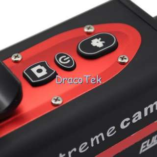 Inch TFT Screen HD 1080P 5MP CMOS Waterproof Extreme Sports Action