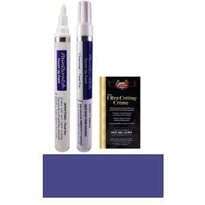1/2 Oz. Lazuli Blue Metallic Paint Pen Kit for 2009 Jaguar