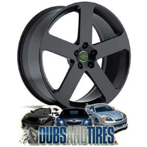 22 Inch 22x9.5 Redbourne wheels Nottingham Chrome wheels rims