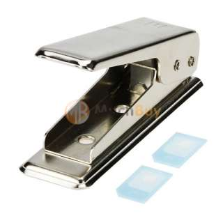 Small Micro SIM Card Cutter For iPhone 4 4G Gen New