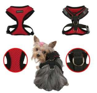 New Puppia Soft Dog Harness Adjustable Neck and Girth Superior