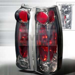 Cadillac Escalade 1999 2000 Altezza Tail Lights   Smoke