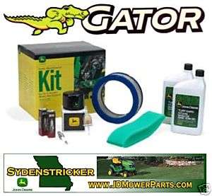 LG248   JOHN DEERE GATOR HOME MAINTENANCE KIT