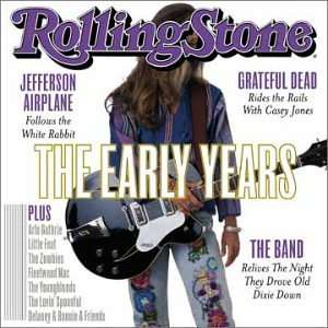 Rolling Stone Presents The Early Years Various Artists