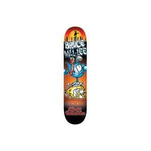 World Industries Bruce Willy Deck 7 5/8 x 31 3/8
