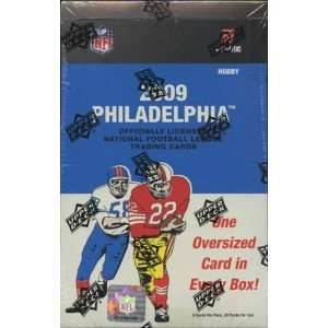 2009 Upper Deck NFL Philadelphia (20 Packs) Toys & Games