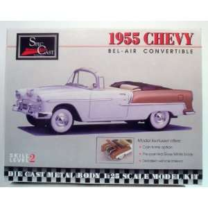 1955 Chevy Bel Air Convertible by Spec Cast 125 Toys