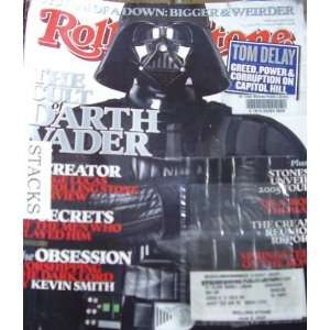 Rolling Stone Magazine June 2 2005 Darth Vader Everything