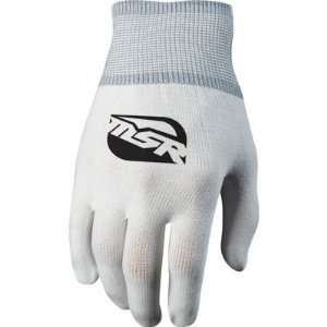 MSR Full Finger Glove Liners 2012 X Large White
