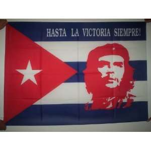 CHE GUEVARA 5x3 Feet Cloth Textile Fabric Poster