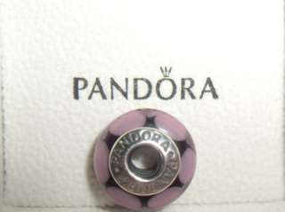Pandora Murano Glass Charm Captivating Purple 790635 Set