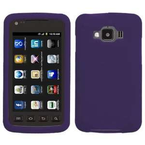 Dr Purple) for SAMSUNG I847 (Rugby Smart) Cell Phones & Accessories