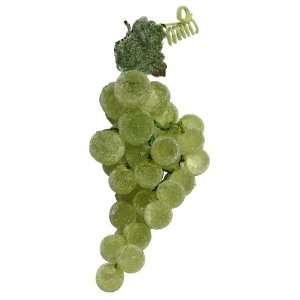 Good Tidings 4108606 Frosted Green Grapes Christmas