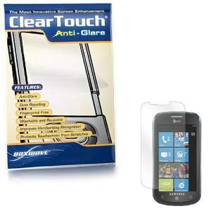 BoxWave Samsung Focus SGH i917 ClearTouch Anti Glare Screen Protector