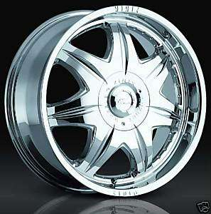 Wheels Rims Chevy Chevrolet GM 6x5.5 6 lug truck Escalade Tahoe