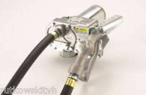 115 Volt Fuel Transfer Pump With Manual Nozzle 12GPM