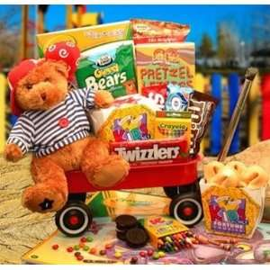 My Little Red Wagon Gourmet Gift Set Grocery & Gourmet Food