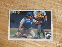 1994 UPPER DECK COLLECTORS CHOICE MIKE PIAZZA CARD