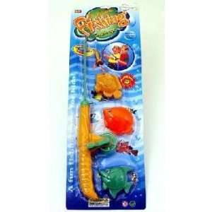 Magnetic Fishing Games Case Pack 48
